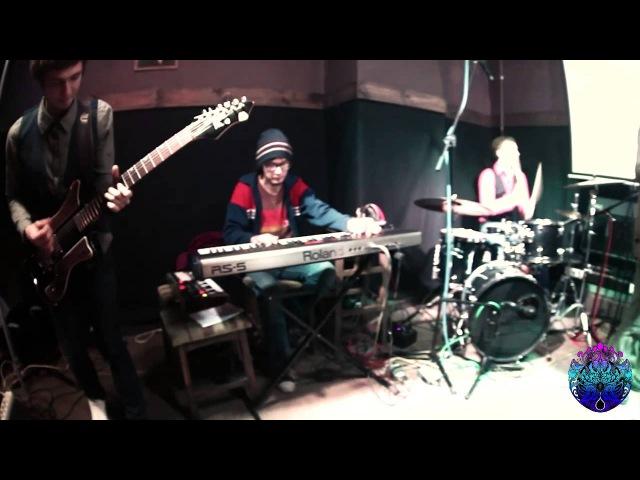 ElektromaGnezia Argentina live at Club Kitaisky Letchik 2011