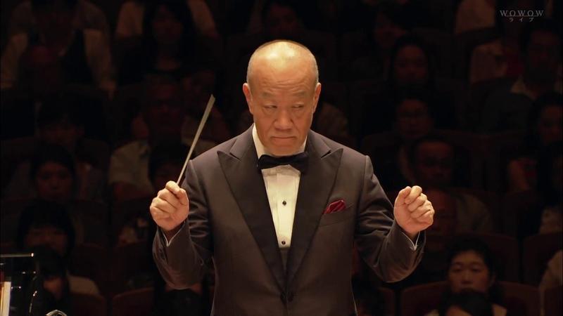 "Symphonic Poem NAUSICCÄ"" 2015 Joe Hisaishi"