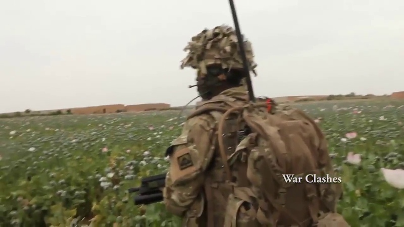 British Army in Afghanistan Real Combat Heavy Firefights with Taliban Afghanistan War 1