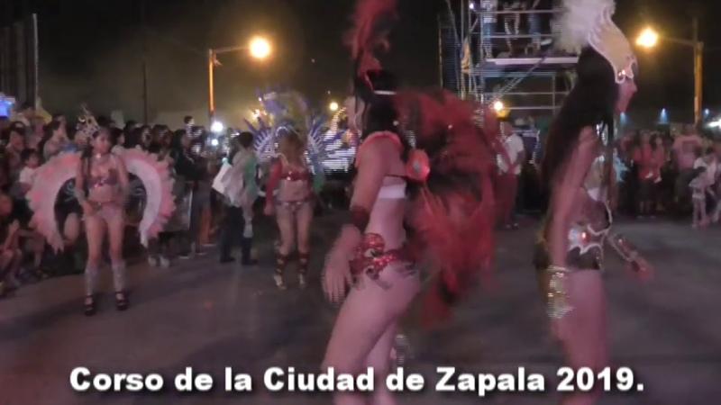 CORSO DE LA CIUDAD DE ZAPALA 2019