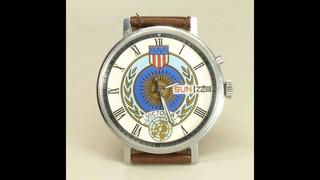 мои наручные мужские не маркированные часы СЛАВА 2428