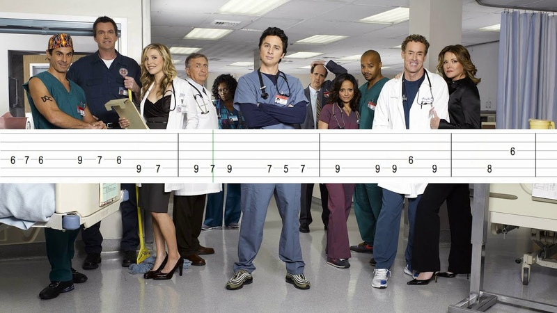 The Turtles So Happy Together OST Scrubs TAB