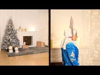 Детское новогоднее интерактивно-цирковое шоу