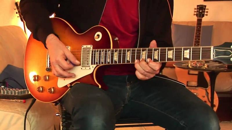 Gibson Les Paul Custom Shop 59er Billy Gibbons Signature Part3
