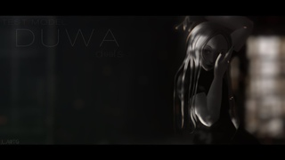 【 LUKA 】 DUWA 【 MMD 】 TEST MODEL