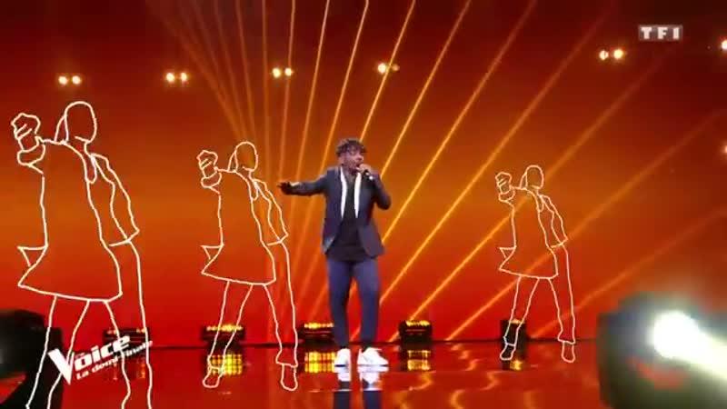 Шоу Голос Франция 2020 Том Роше с песней Свободен The Voice France Tom Rochet Free