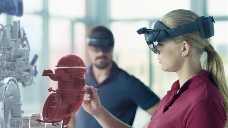 AR VR технологии в жизни и бизнесе