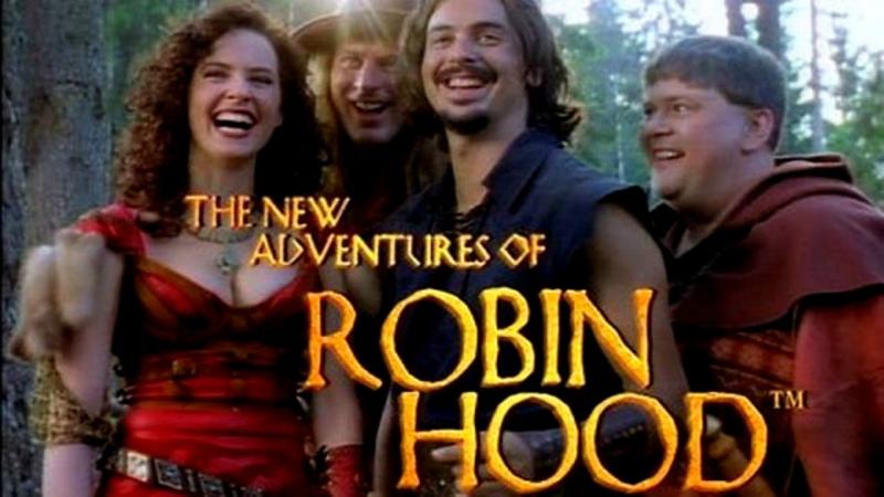 Новые приключения Робин Гуда 1 сезон 11 серия