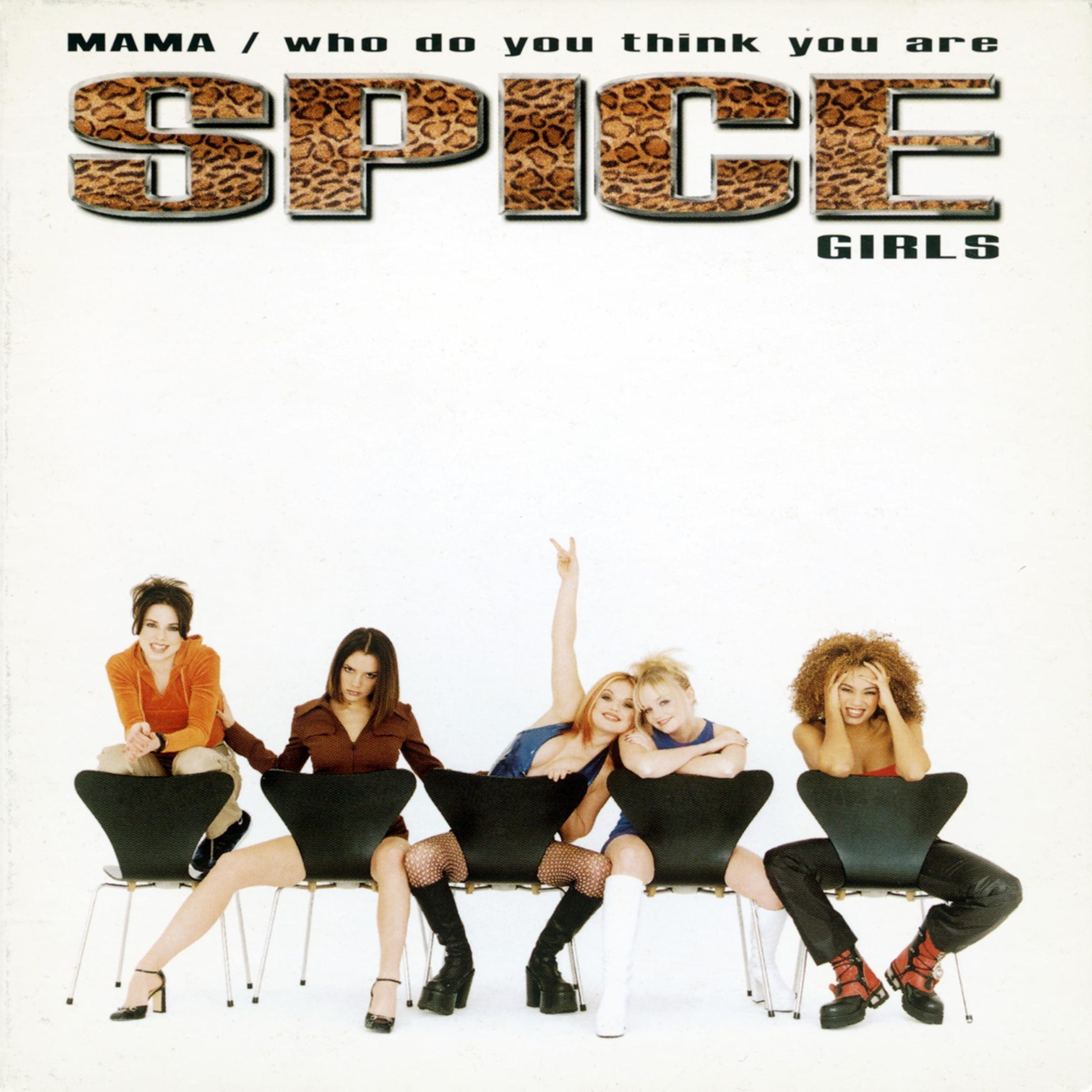 Spice Girls album Mama/Who Do You Think You Are