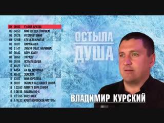 Владимир Курский - Остыла душа (Альбом 2018)-XIV АЛЬБОМ.