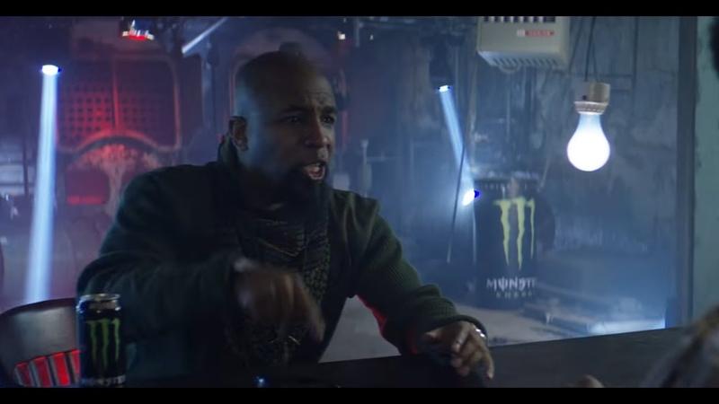 Tech N9ne - PTSD (Warrior Built) Feat. Krizz Kaliko Jay Trilogy - Official Music Video