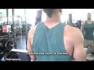 TMW: Тренировка плечей (Натуральный бодибилдинг)