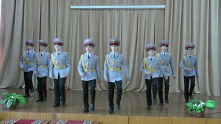 Саратовская кадетская школа № 2 профильный класс МВД