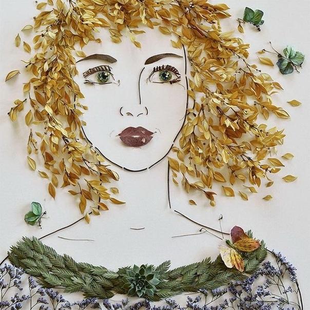 Почитай мою осень, меж строчек... Поброди в уголках души...Листопады моих заморочекПерелистывать ты... Не спеши...Наше лето уже не вернется...Гонит ветер из листьев метель...Мы все дальше и