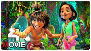 Croods Meets Bettermans Scene   THE CROODS 2 A NEW AGE (NEW 2020) Movie CLIP 4K