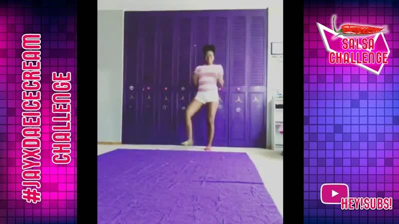 Icecream Challenge Dance Compilation jayxdaeicecreamchallenge