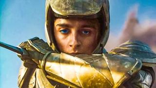 Дюна 💥 Русский трейлер #2 💥 Фильм 2021