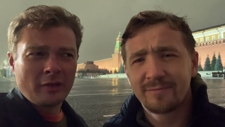 Василец и Семченко на Красной площади учат Фарион любить Украину