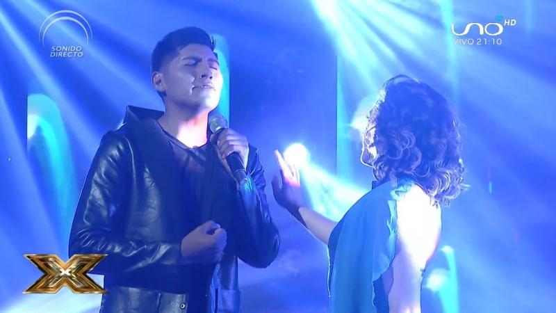 John Lovera Love or Memory The X Factor Bolivia 2019