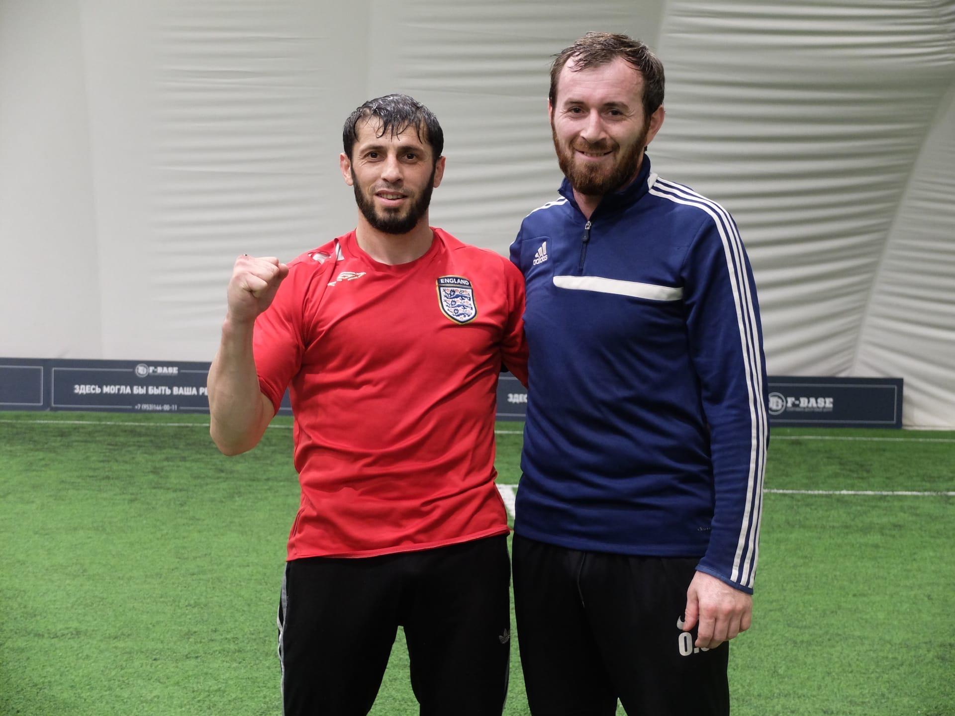 Башир Магомедшафиев и Омар Омаров
