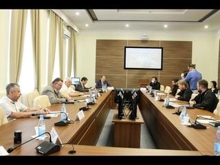 Встреча представителей Смоленской епархии с руководителями образовательных организаций