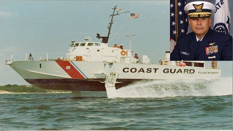 HYDROFOIL RADM Gary Blore USCG ret Opinion on Hydrofoils in the Coast Guard Navy