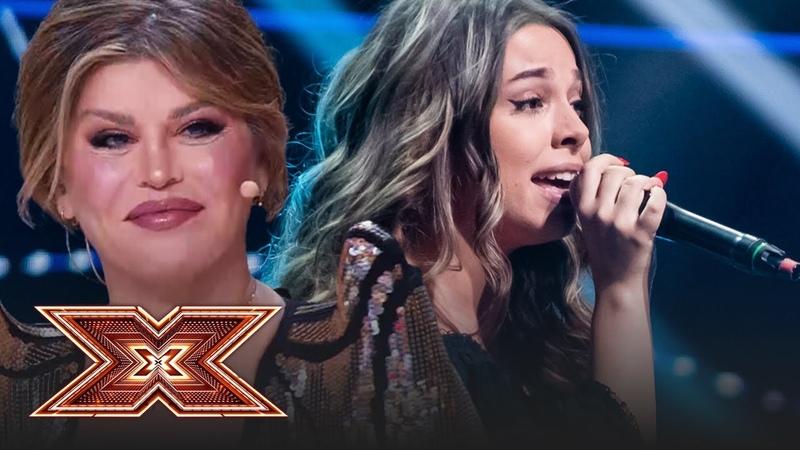 Incredibil ce voce are Alexandra Sîrghi moment spectaculos pe scena X Factor