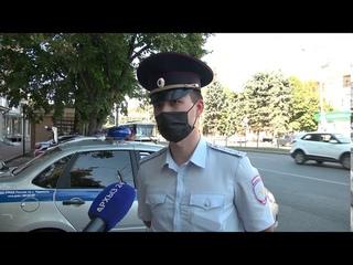 ГИБДД в Черкесске останавливает водителей без дневных ходовых огней
