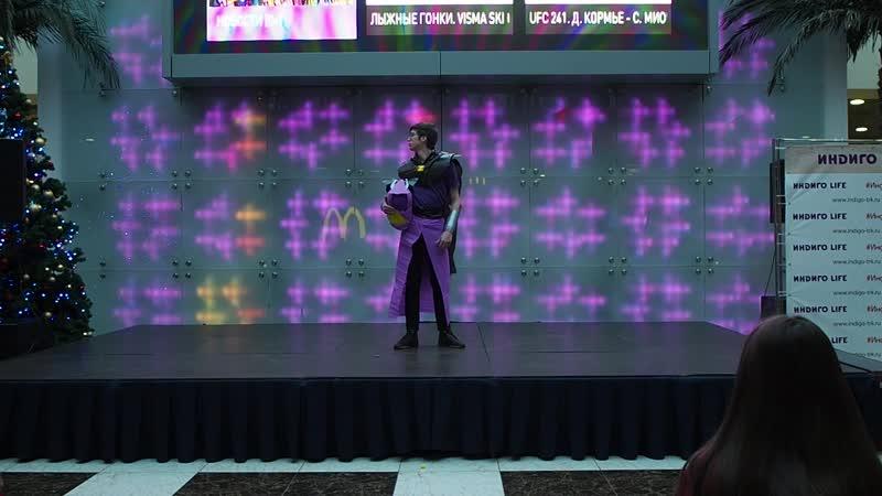 NiNoCon 2020 Лоукост косплей