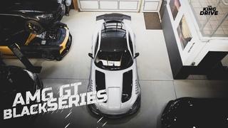 Mercedes-AMG GT Black Series сделали мощнее Bugatti Veyron!// BMW представил новый iDrive