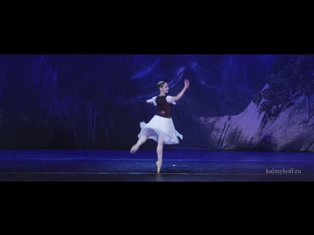 23 Балет Гаянэ вариация Нунэ Russian Ballet