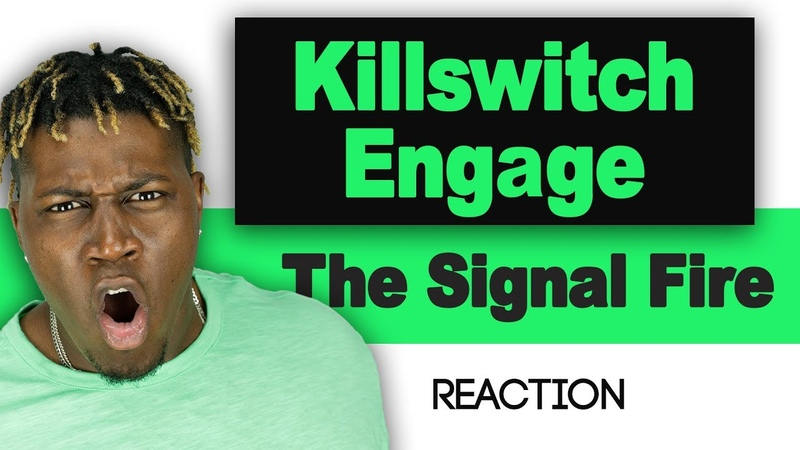 Killswitch Engage - The Signal Fire (First Time Hearing) TM Reacts (2LM Reaction)