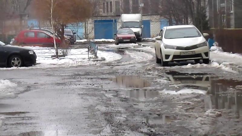 Злой Лекарь город Семилуки продолжает поражать нас своими маршрутами 19 02 2020
