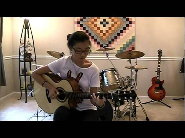 Queen Don't Stop Me Now guitar Sandra Bae