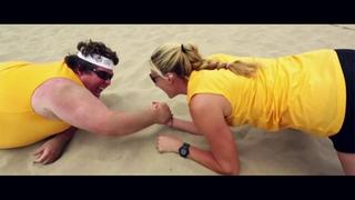 Пляжный волейбол (Приколы из .)