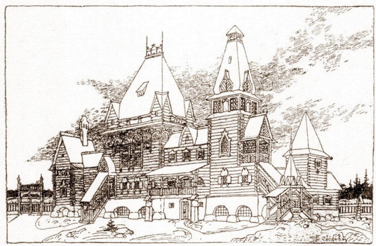 Архитектура Древней Руси