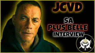 Confessions de Jean-Claude Van Damme dans sa plus belle interview.