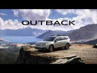 2015 Subaru Outback - World Premier