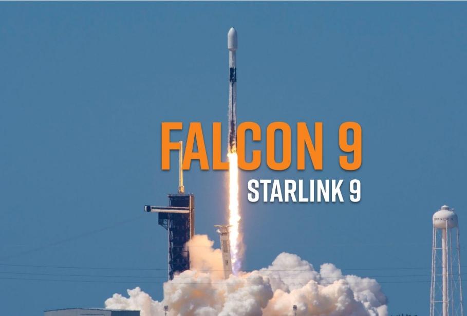 STARLINK 9| FALCON 9 BLOCK 5 | EVERYDAY ASTRONAUT