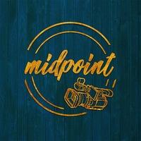 """Логотип КИНОШКОЛА """"MIDPOINT"""" (Мидпоинт) УФА"""