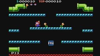 Моя перша гра (Mario Bros.)