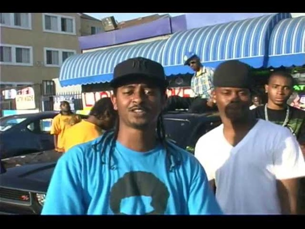 SANDMAN NEGUS - Day in the Life With Nipsey Hussle H.B. - Part 2