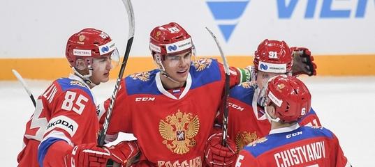 Хоккеист из Нижнего Тагила в дебютном матче за сборную России сделал результативную передачу