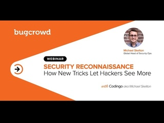 Security Reconnaissance with Codingo  How New Tricks Let Hackers See More