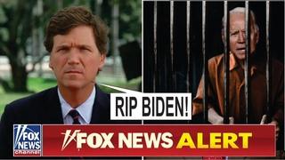 Tucker Carlson Tonight 4/25/21 FULL | Sean Hannity FOX BREAKING NEWS April 25,21