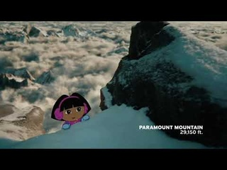 Paramount Plus Expedition Sweet Victory/ Super Bowl promo w/ Dora, Spongebob, paw patrol & more