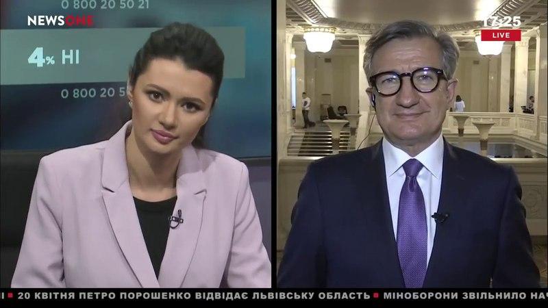Сергій Тарута Я готовий захищати свободу слова і Newsone від тиску