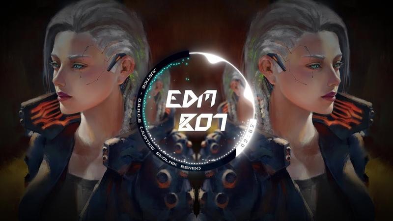 Justice - D.A.N.C.E (Justice Skolnik Remix)