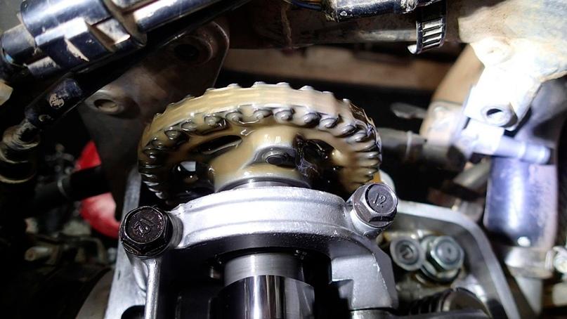 Причины появления эмульсии в моторном масле., изображение №2