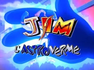 JIM L' ASTROVERME (SERIE INEDITA) - VIDEOSIGLA RVM 2min - CRISTINA D'AVENA ft. CLAUDIO MONETA